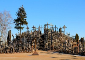 How to get from Vilnius to the Hill of Crosses