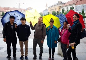 What to Do on a Rainy Day in Vilnius?