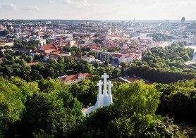 The best viewpoints in Vilnius or where should you admire a sunset