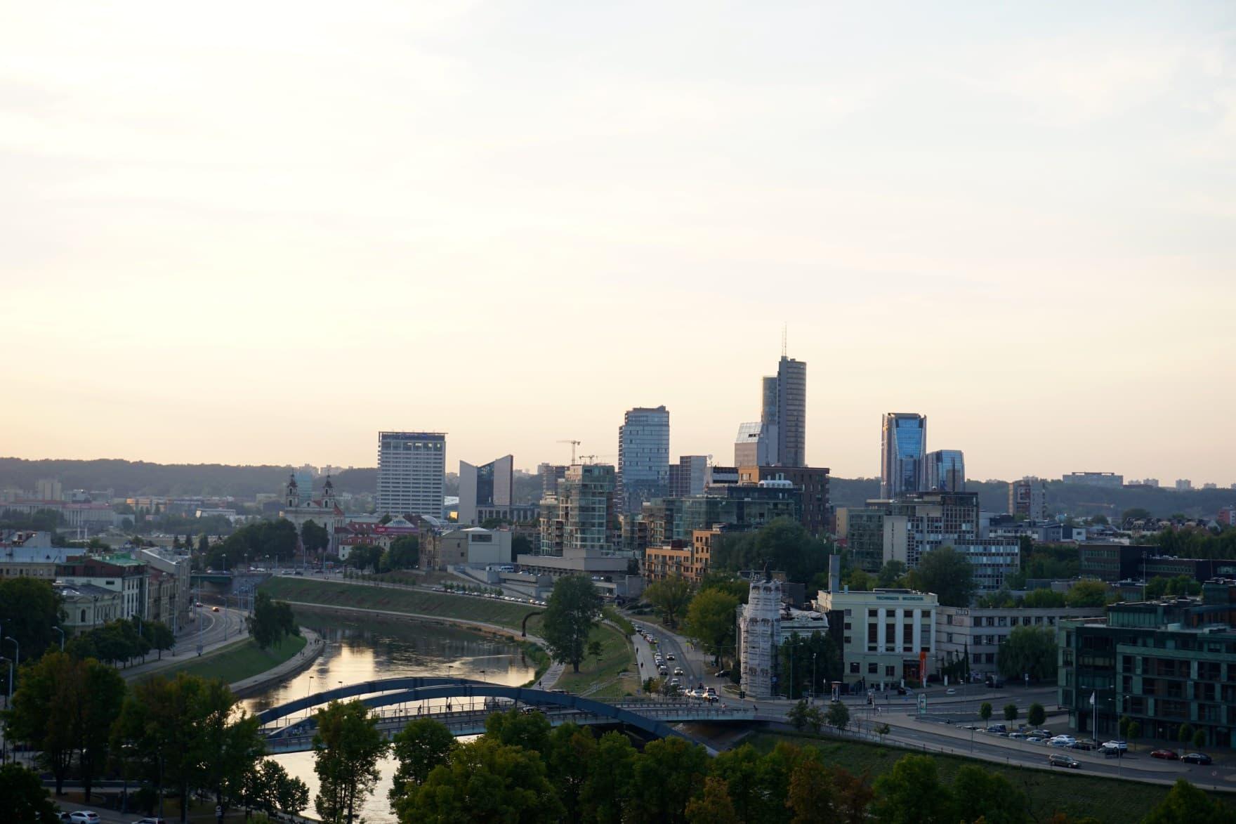 Snipiskes - one of the best neighbourhoods to saty in Vilnius