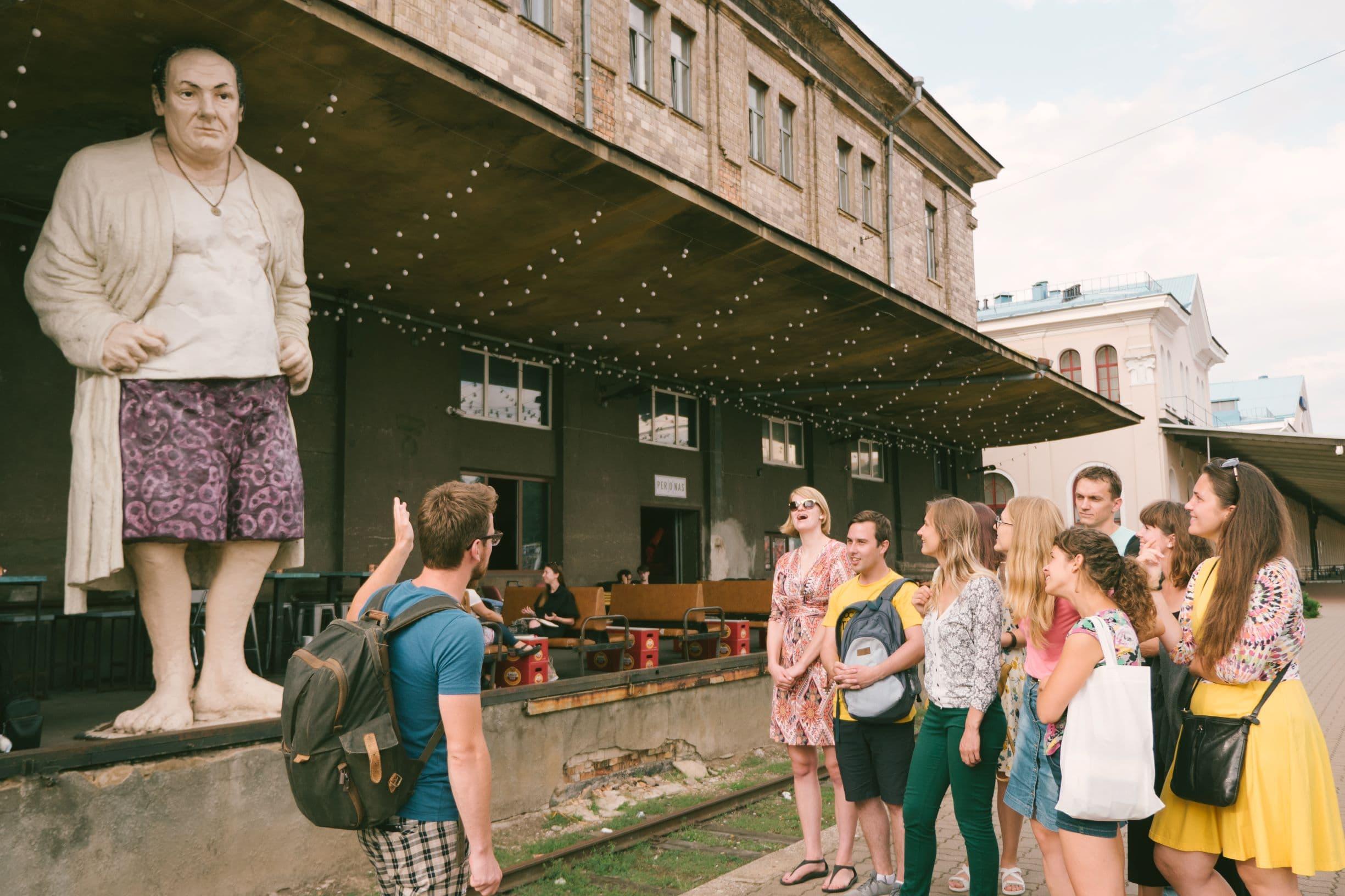 Vilnius Free Alternative Walking Tour