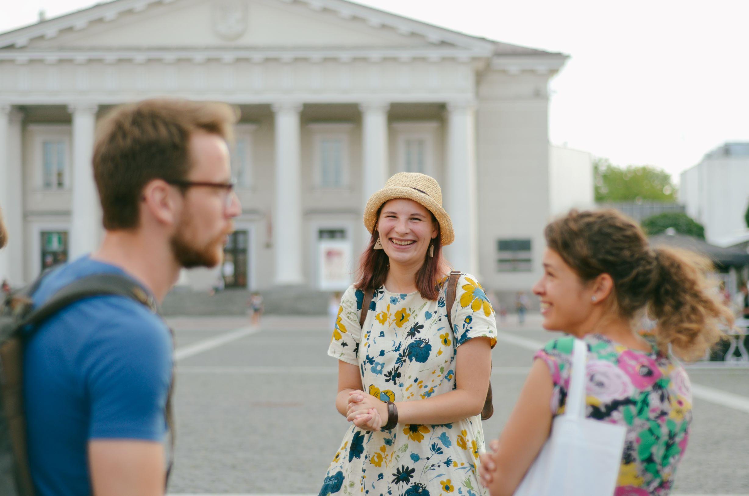 A private Vilnius city tour