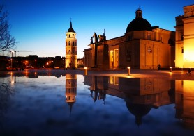 What to do in Vilnius in October