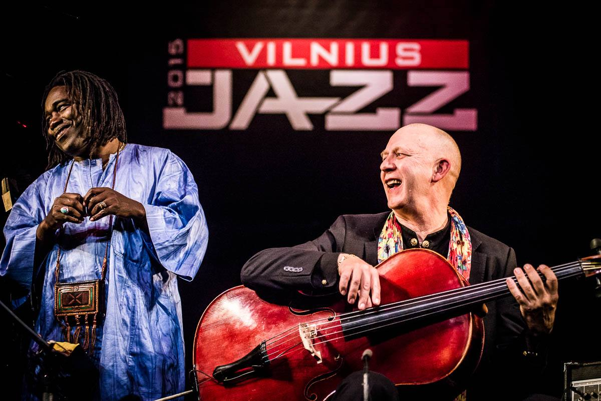 Jazz performers at Vilnius Jazz