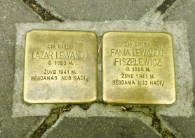 Top 5 Jewish history sites in Vilnius