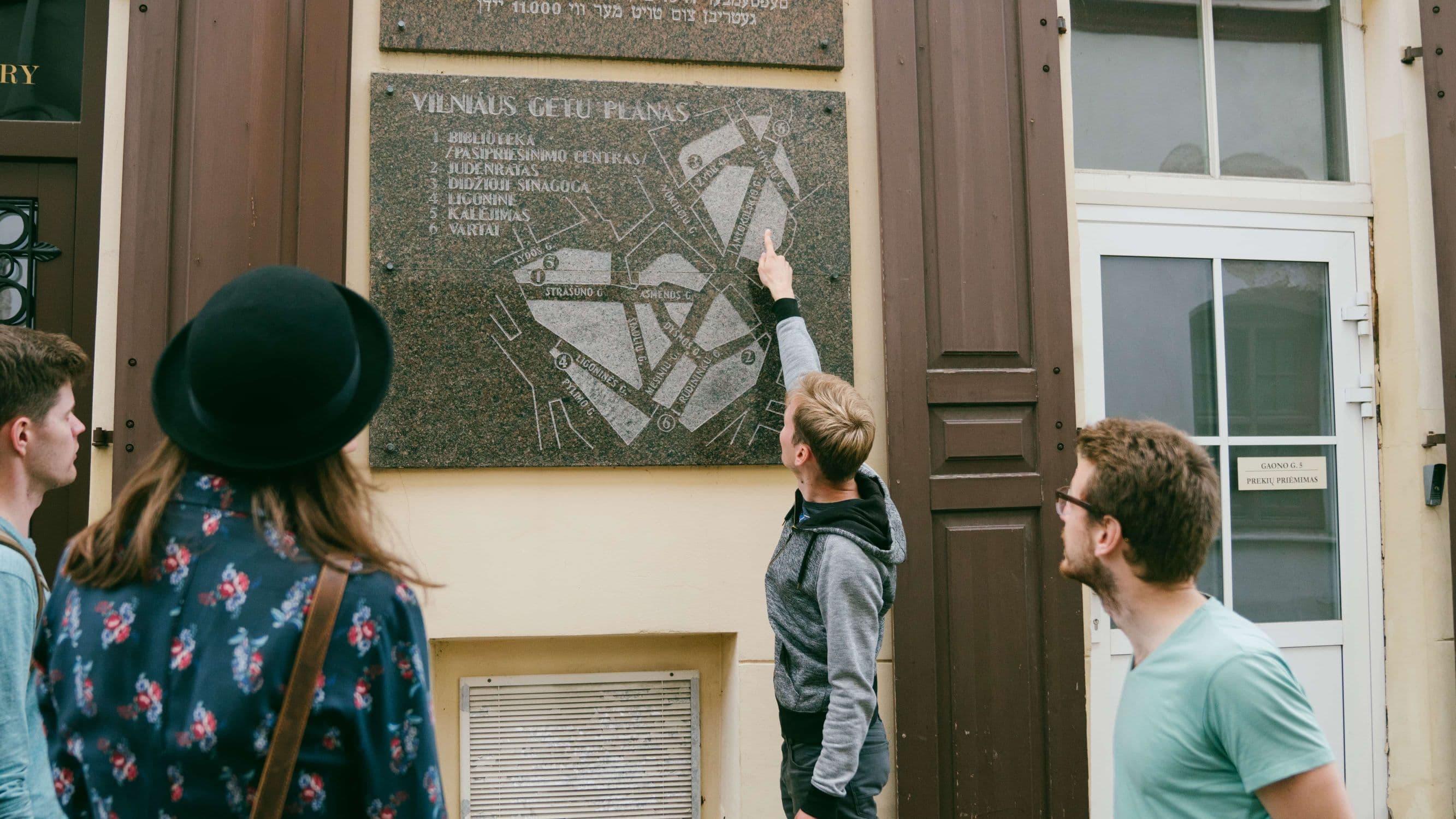 Vilna small ghetto discovered on Jewish Vilnius tour