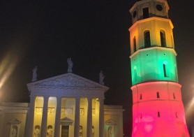 Happy Independence day, Lithuania! Again!