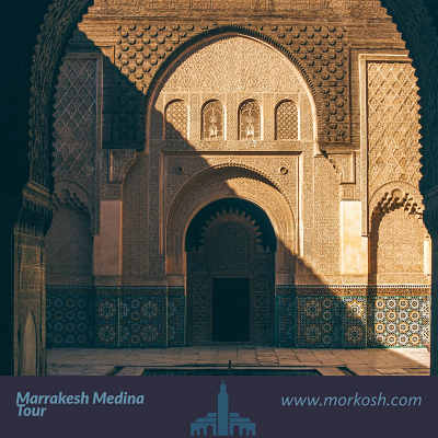 Marrakech Free Walking Tour