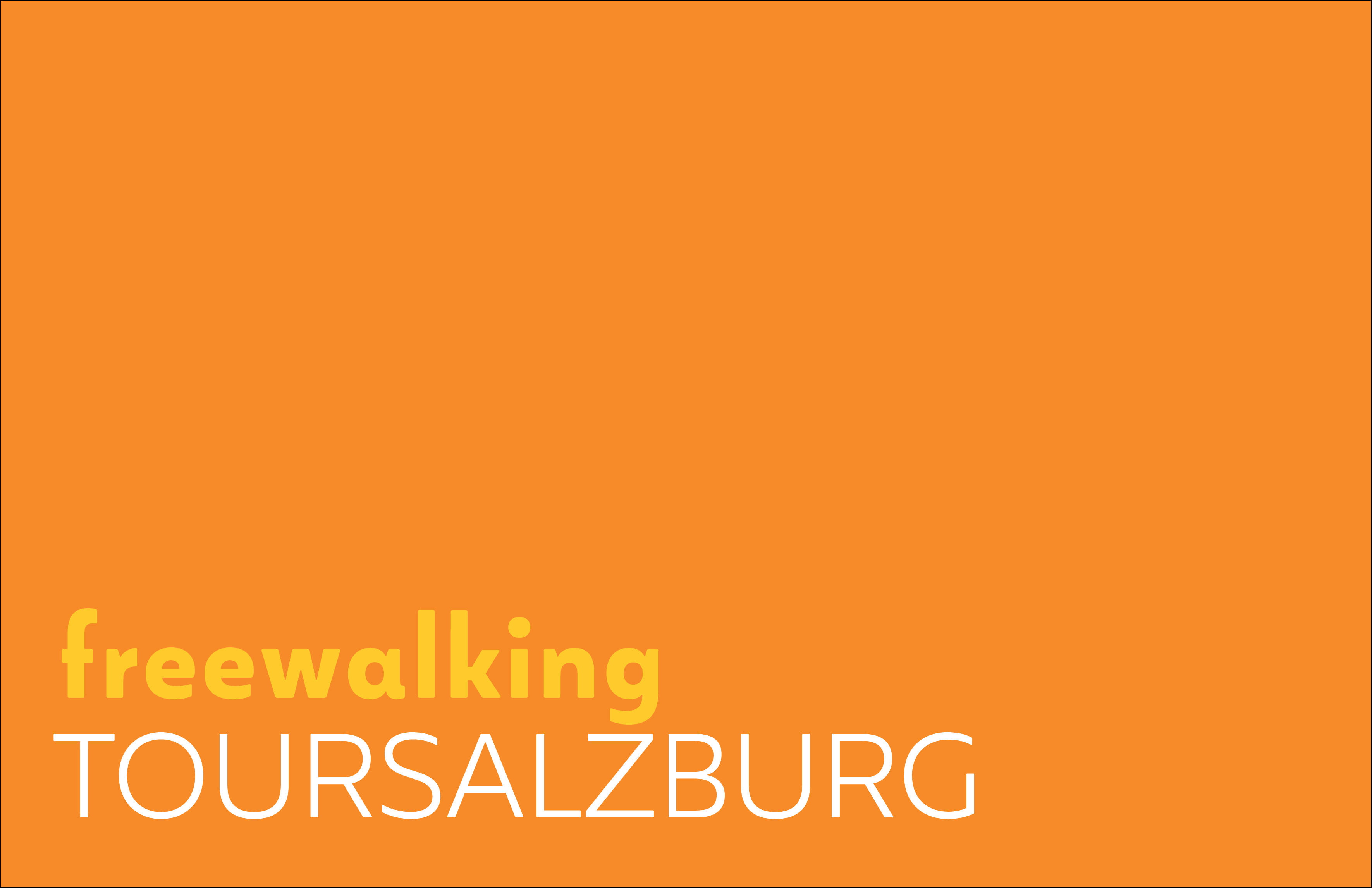 Free Walking Tour Salzburg