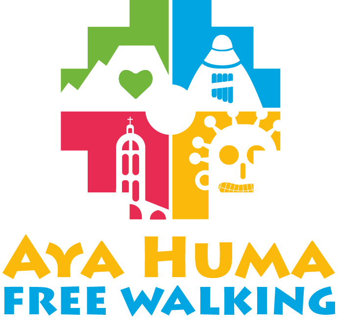 Aya Huma Free Walking