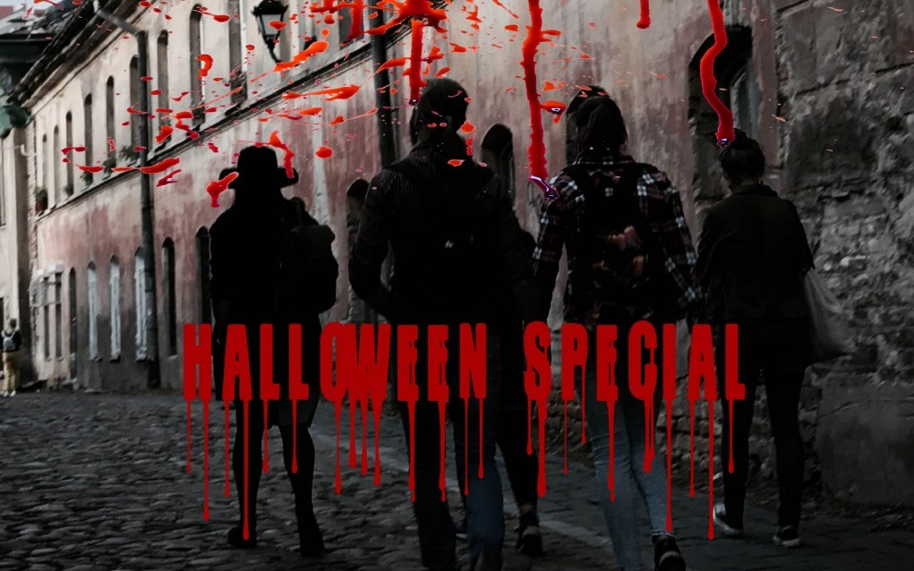 Additional Ghost tour on Halloween