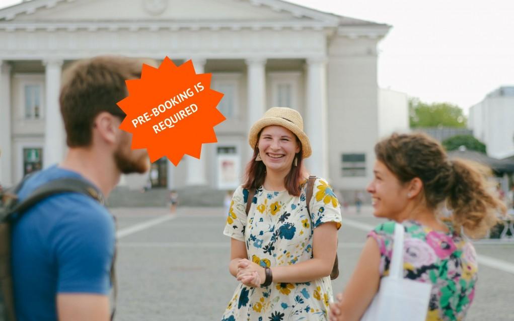 Vilnius Free Tour is back!