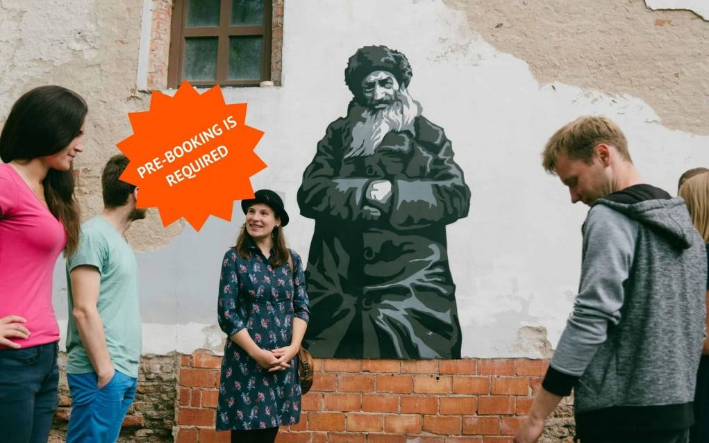 Jewish Vilnius tour