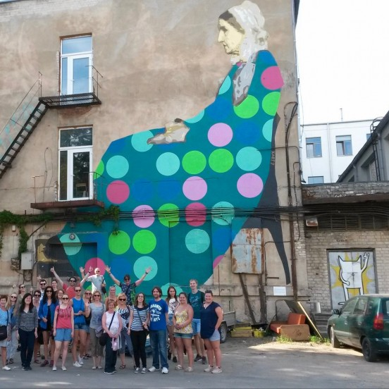 Free Alternative Vilnius tour