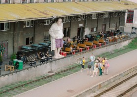 Tony Soprano on Vilnius alternative city tour
