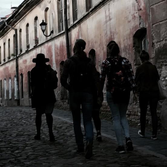 Vilnius ghost tour