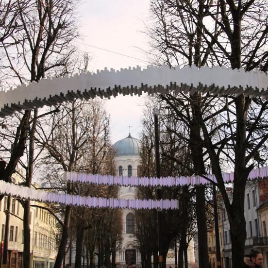 Free walking tour in Kaunas