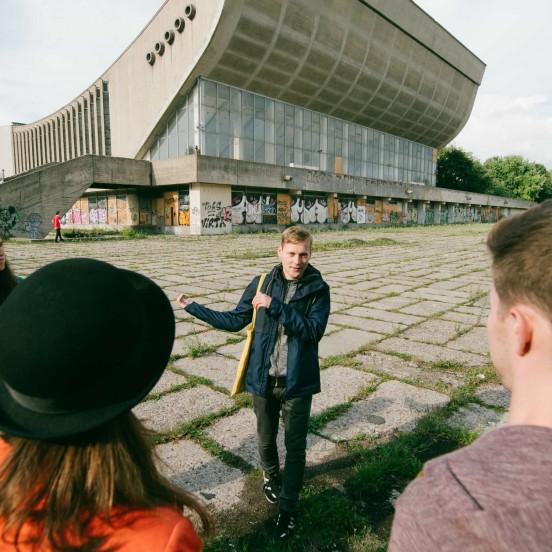Custom made private Vilnius city tour